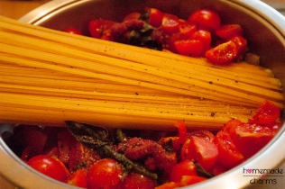 One Pot Pasta_vorher