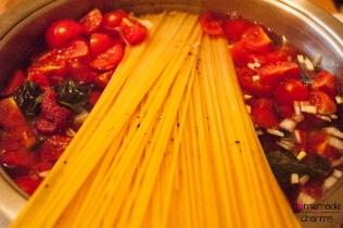 One Pot Pasta_vorher_Wasser